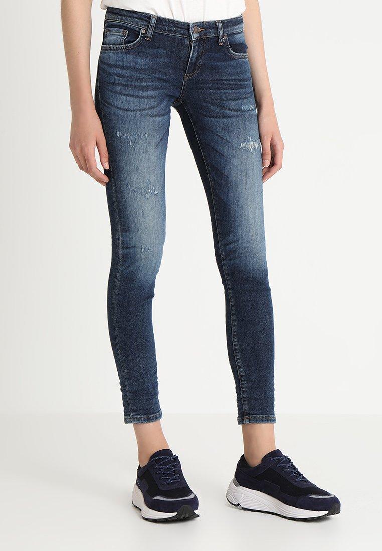 LTB - MINA - Jeans Skinny Fit - tavia wash