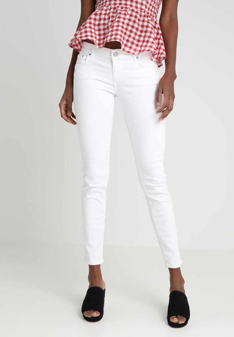 LTB - MINA - Vaqueros pitillo - white denim