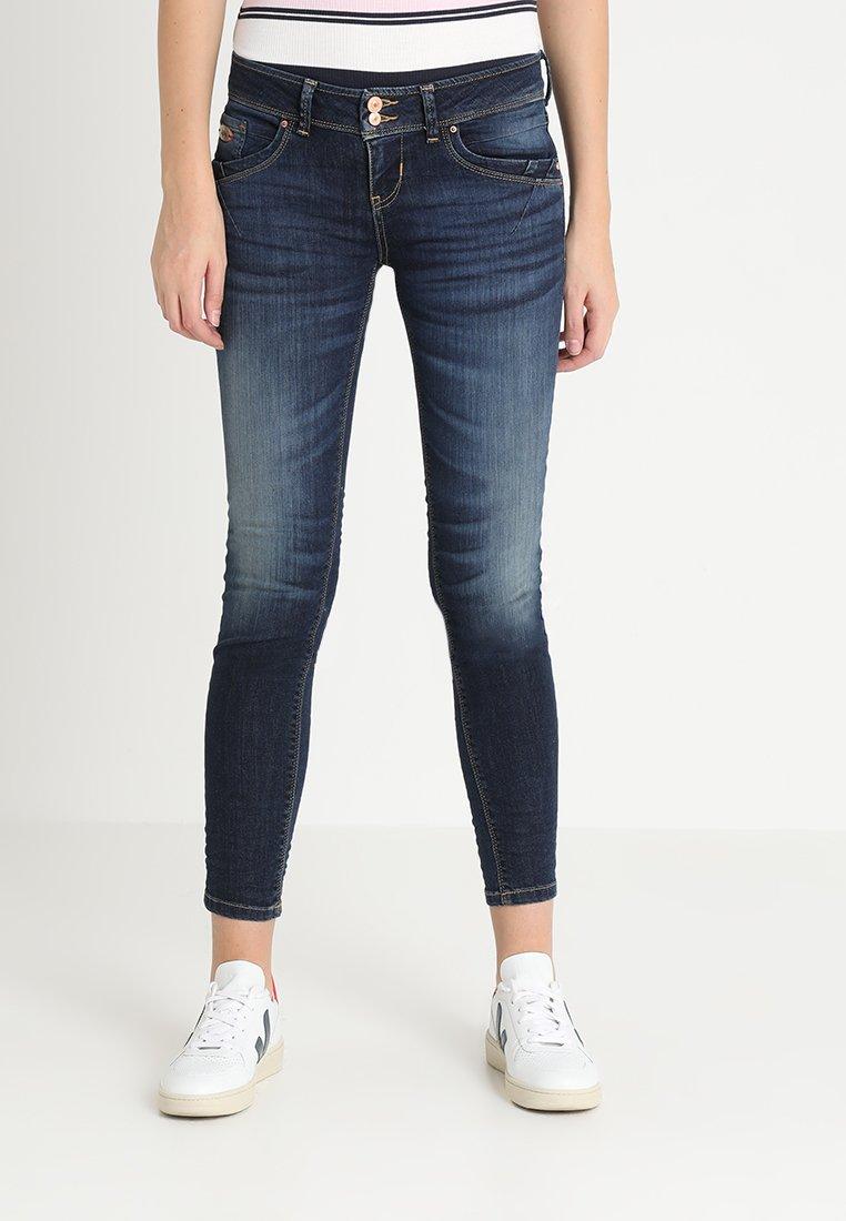 LTB - SENTA - Jeans Skinny Fit - dark blue denim
