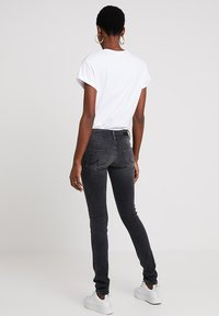 LTB - MOLLY - Jeans Slim Fit - dark-blue denim - 2