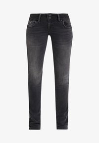 LTB - MOLLY - Jeans Slim Fit - dark-blue denim - 4
