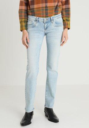VALENTINE - Jeans straight leg - cari wash