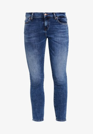 LONIA - Jeans Skinny Fit - blue denim