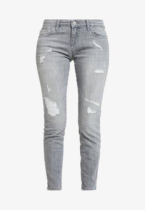 MINA - Jeans Skinny - grey denim