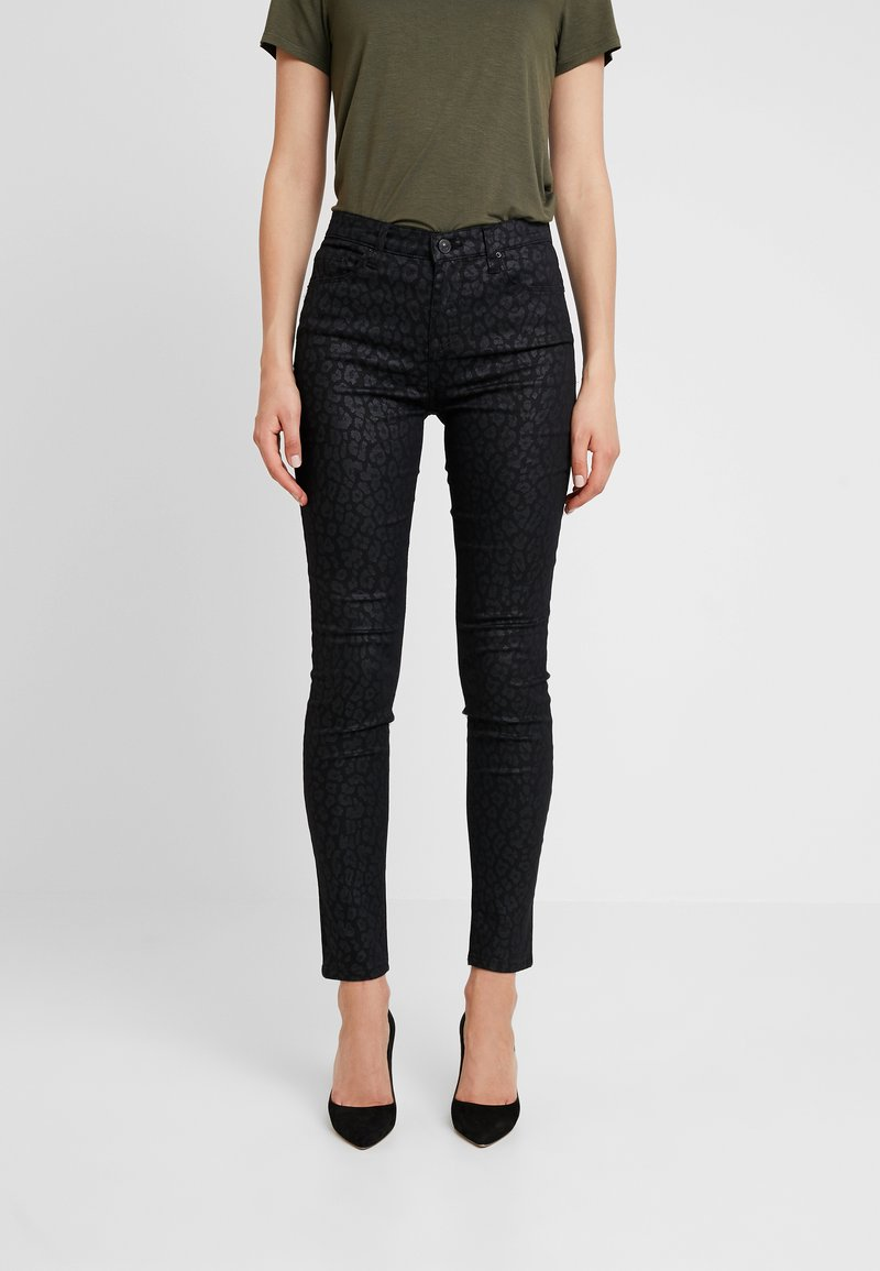 LTB - AMY - Jeans Skinny Fit - black wash