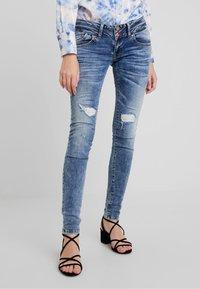LTB - JULITA - Jeans Skinny Fit - sior wash - 0