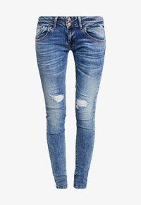 LTB - JULITA - Jeans Skinny Fit - sior wash - 4