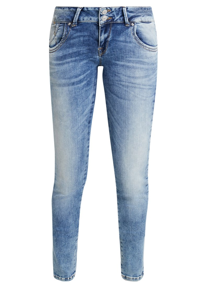 LTB MOLLY - Jeansy Slim Fit - coliann wash