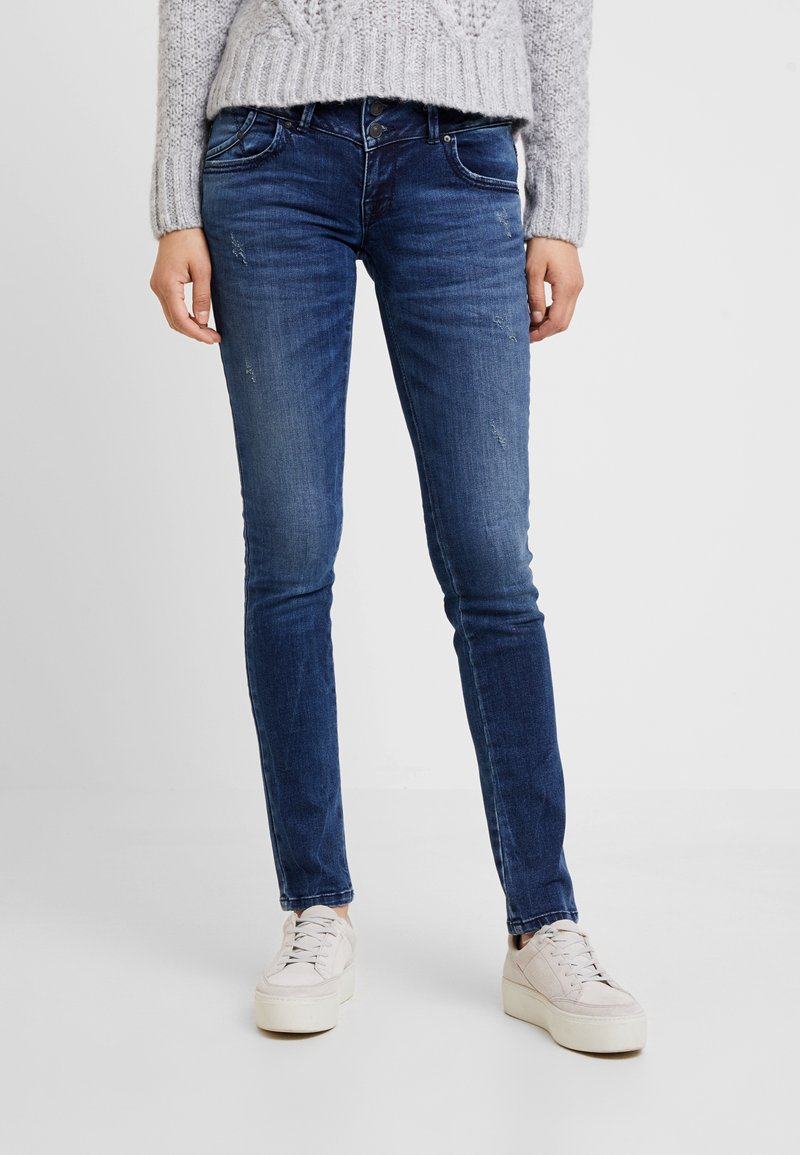 LTB - MOLLY - Jeans slim fit - alles wash