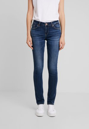 ASPEN - Jeans straight leg - lirisal wash