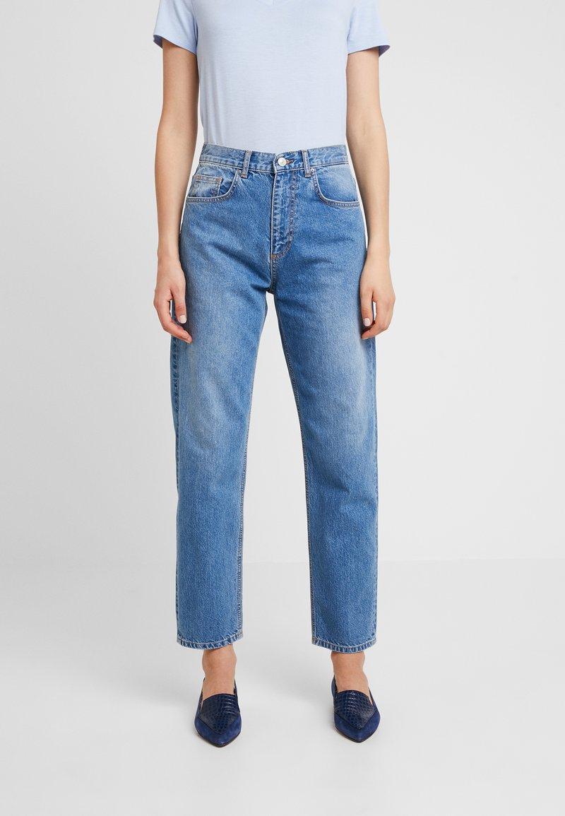 LTB - MILVA - Straight leg jeans - lenollo wash