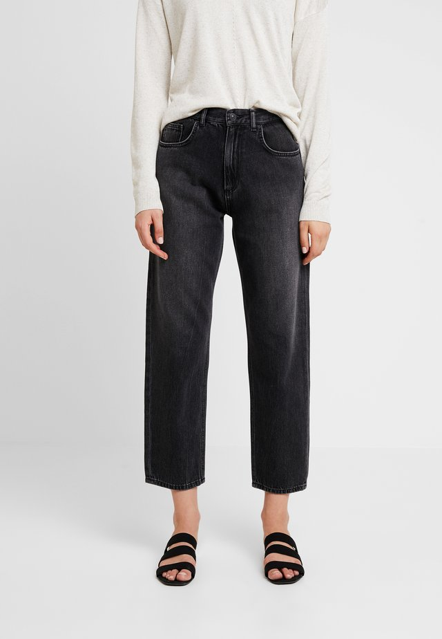 MILVA - Straight leg jeans - nighte wash