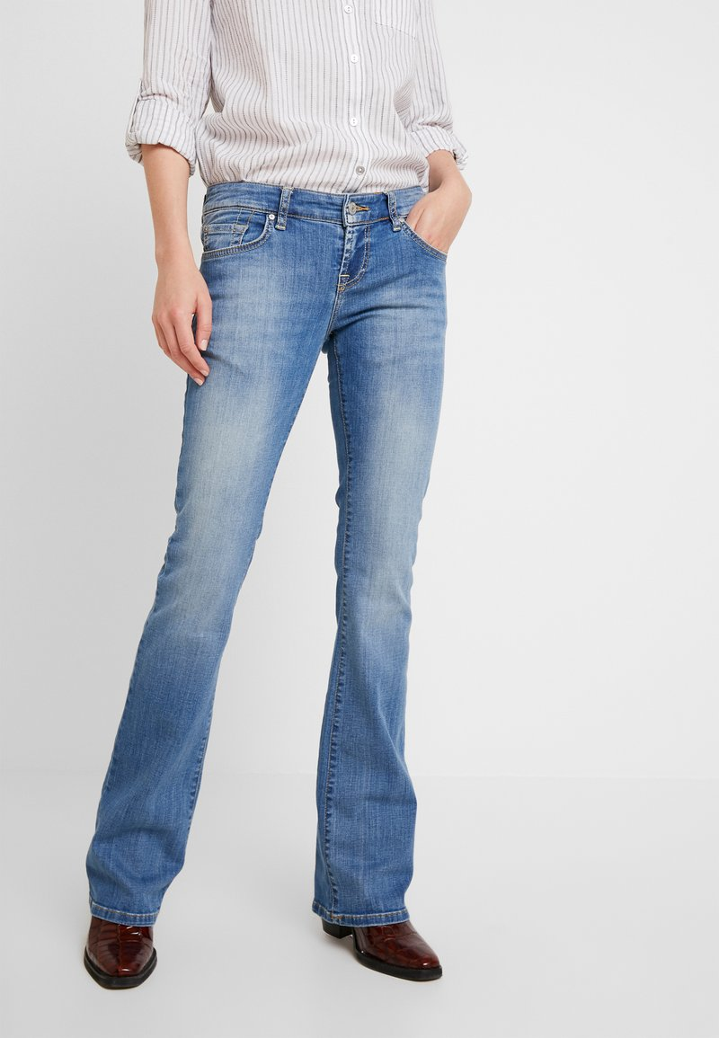 LTB - ROXY - Flared Jeans - vicky wash