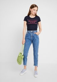 LTB - HENNA - Jeans relaxed fit - perforated wash - 1