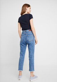 LTB - HENNA - Jeans relaxed fit - perforated wash - 2
