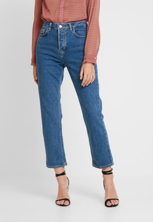 CARROL - Relaxed fit jeans - stone wash