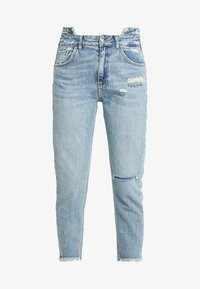 LTB - YOANA - Jean boyfriend - drawing wash - 4