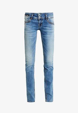 JONQUIL - Straight leg jeans - caitlin wash