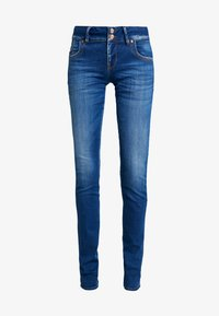 LTB - MOLLY - Džíny Slim Fit - espina wash - 4