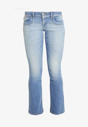 VALERIE - Jeans Bootcut - leona undamaged wash