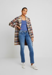 LTB - VALERIE - Bootcut jeans - yule wash - 1