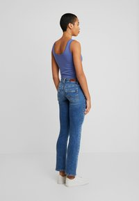 LTB - VALERIE - Bootcut jeans - yule wash - 2