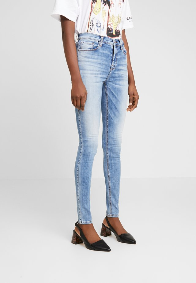 AMY - Jeans Skinny Fit - caitlin wash