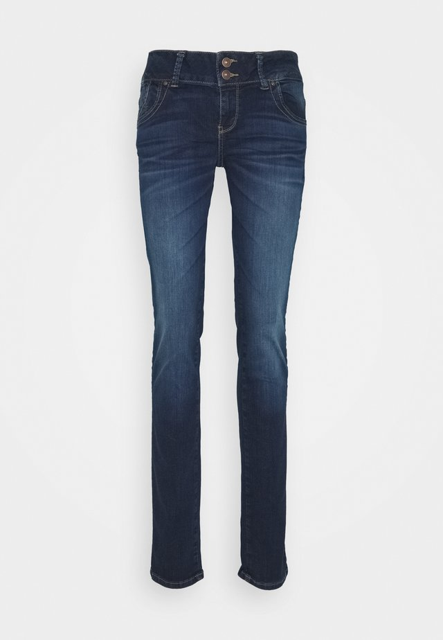 MOLLY - Jeans slim fit - sian