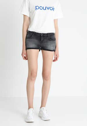 JUDIE - Jeans Short / cowboy shorts - grey denim
