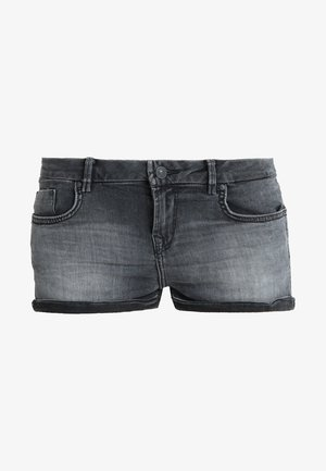 JUDIE - Szorty jeansowe - grey denim