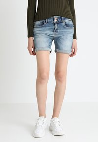 LTB - BECKY - Jeansshort - lewa wash - 0
