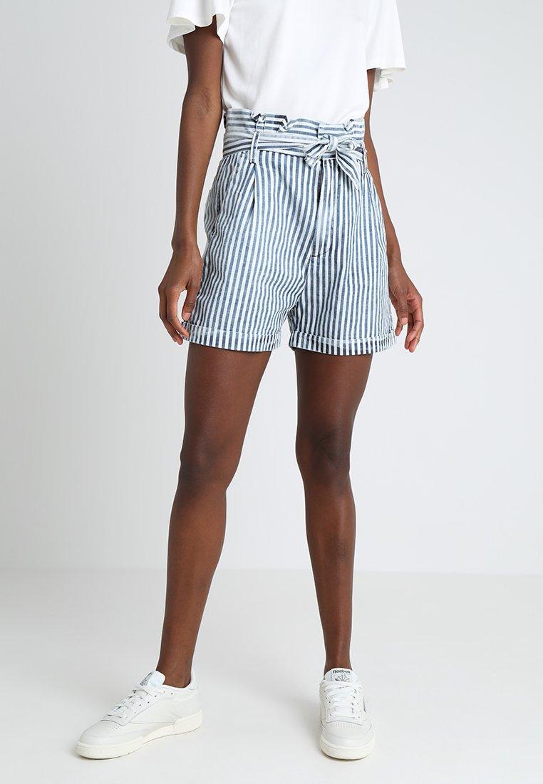 LTB - DORLA - Shorts - blue/white