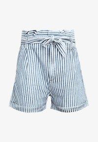 LTB - DORLA - Shorts - blue/white - 5
