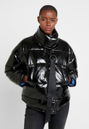 RENOHA - Zimní bunda - black