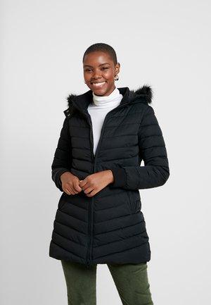 HISABA - Zimní kabát - black