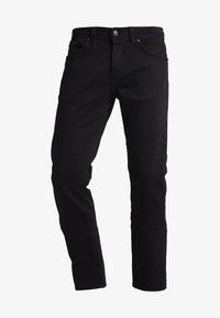 LTB - HOLLYWOOD - Džíny Straight Fit - black - 5