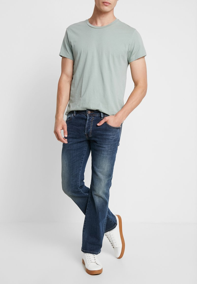 LTB - RODEN - Bootcut jeans - romare wash