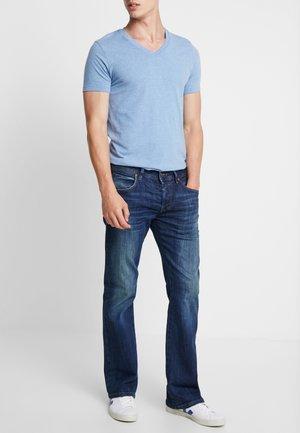 RODEN - Bootcut jeans - julius wash