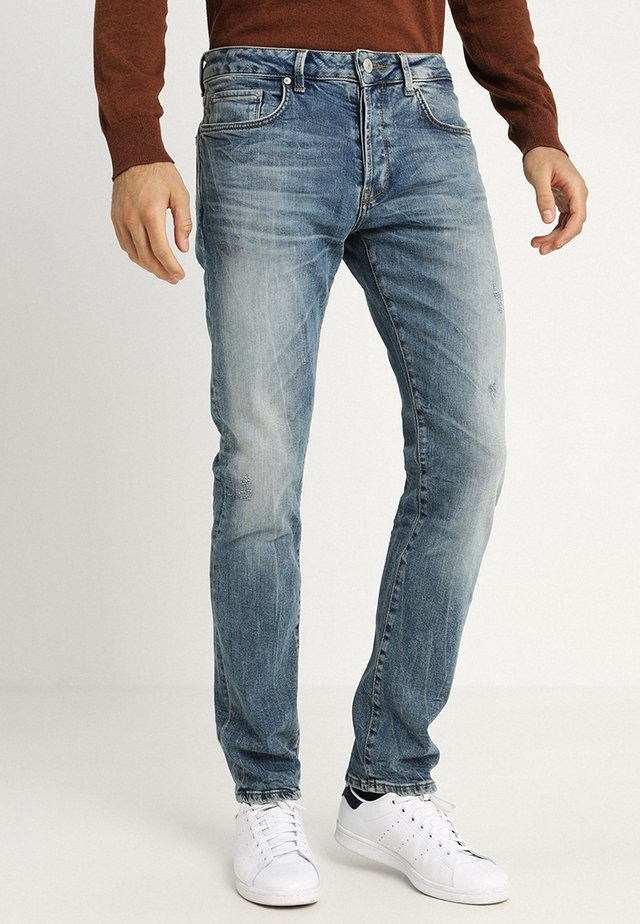HOLLYWOOD - Jeans straight leg - marom wash