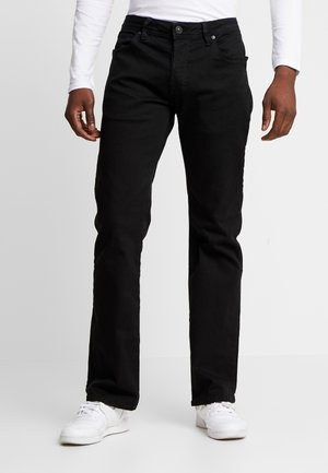 RODEN - Jeans Bootcut - black to black wash