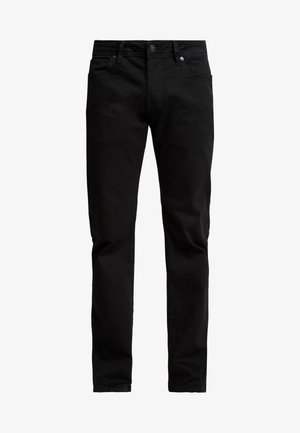 RODEN - Bootcut jeans - black to black wash