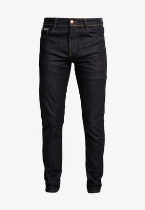 JONAS - Slim fit jeans - blue black denim