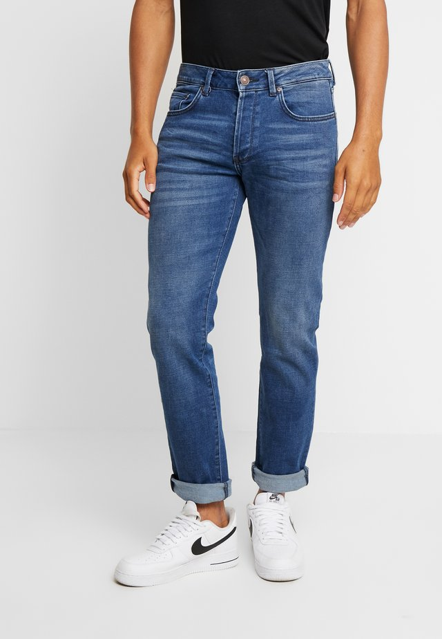 HOLLYWOOD - Jeans straight leg - batur wash
