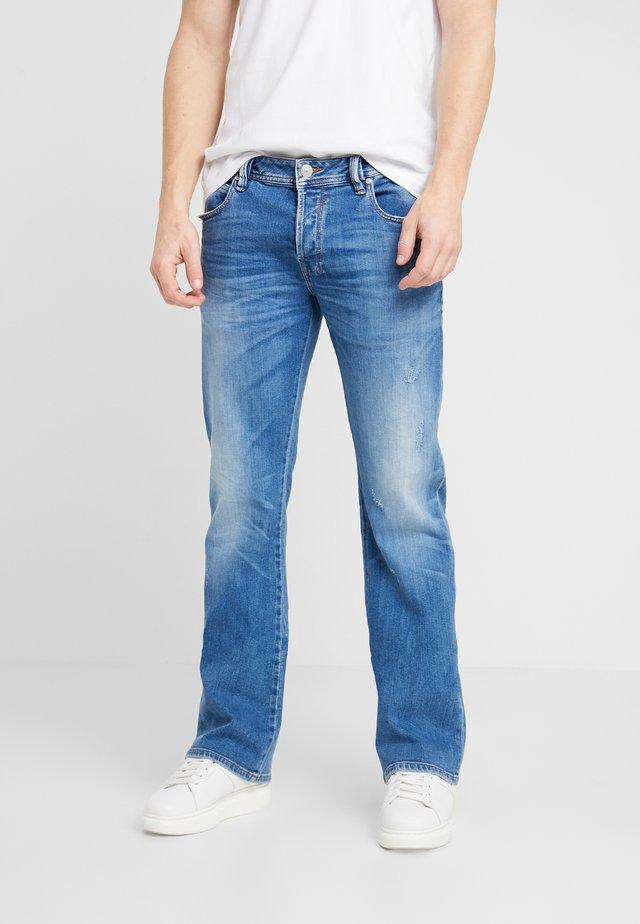 RODEN - Jeans Bootcut - morren wash
