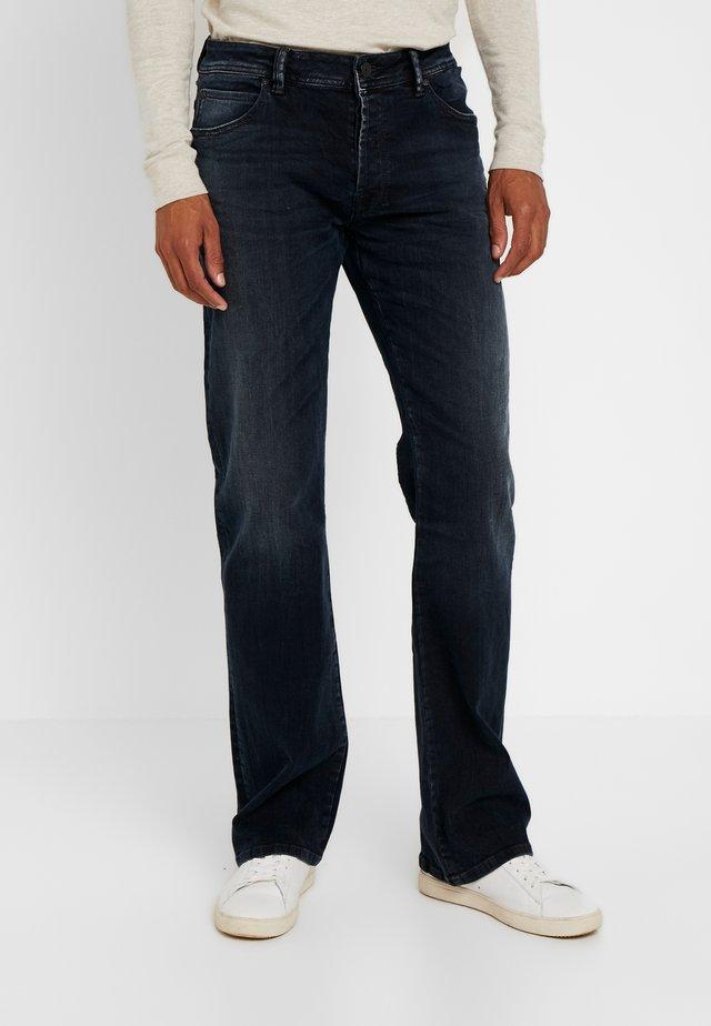 RODEN - Jeans Bootcut - dark blue denim