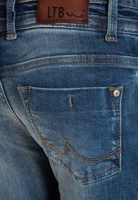 LTB - JULITA - Jeans Skinny - nell wash - 3