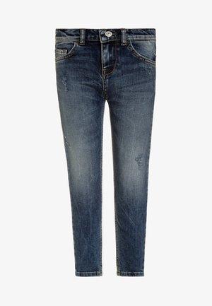 ISABELLA  - Jeans slim fit - riberta wash