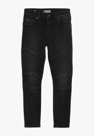 CELLY - Skinny džíny - black denim