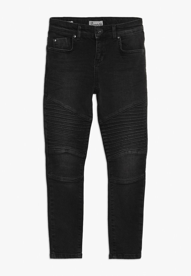 CELLY - Skinny džíny - black denim