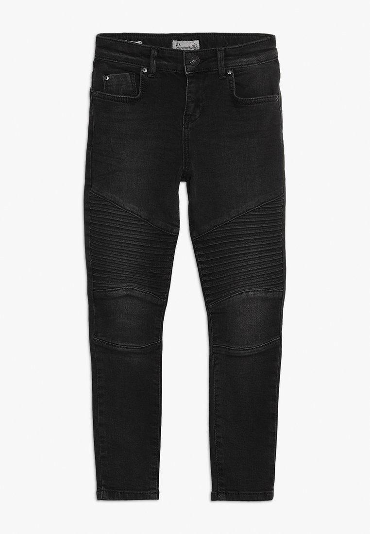 LTB - CELLY - Jeans Skinny Fit - black denim